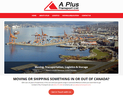 A Plus Transport Ltd company