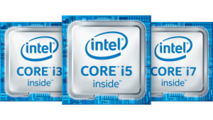 Intel 6th Generation Badges