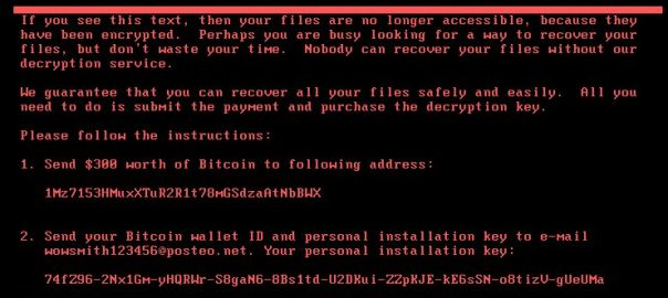 Symantec – Petya ransomware outbreak: Here's what you need