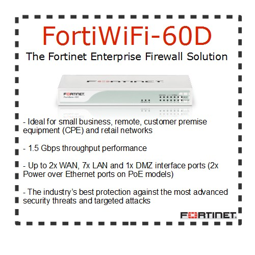 Fortinet UTM Devices